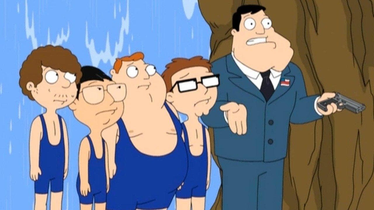 American Dad! Season 4 :Episode 6  The 42-Year-Old Virgin