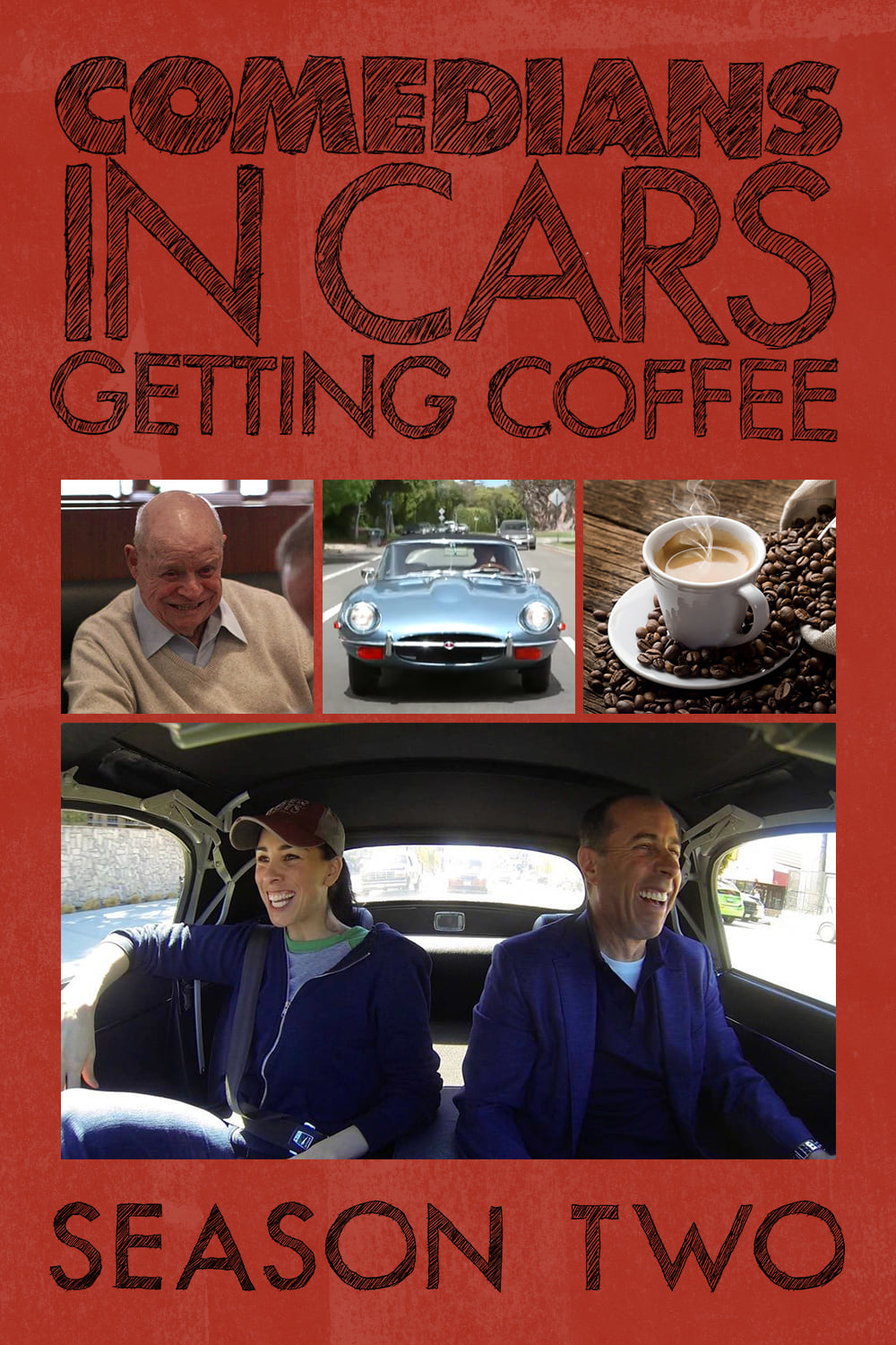 Comedians in Cars Getting Coffee Season 2