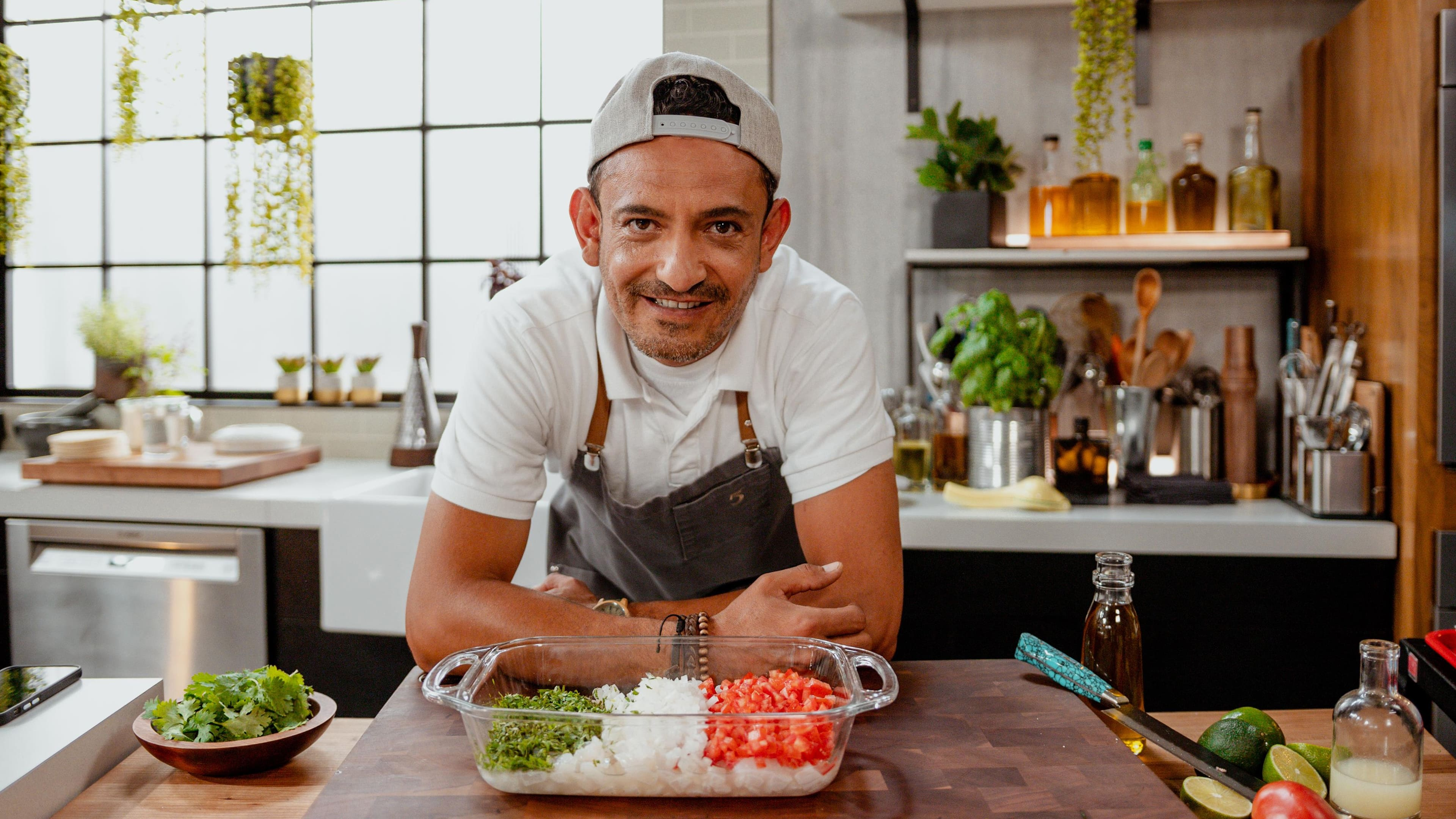 5 chefs dans ma cuisine Season 2 :Episode 24  Episode 24