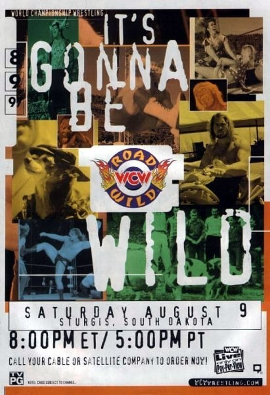 WCW Road Wild 1997 (1997)