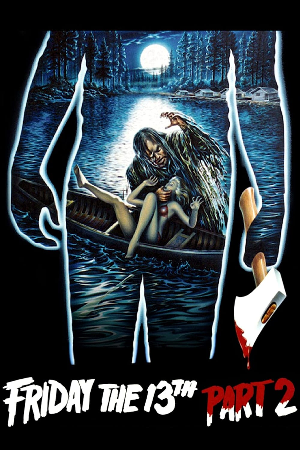 friday the 13th part 2 1981 posters � the movie