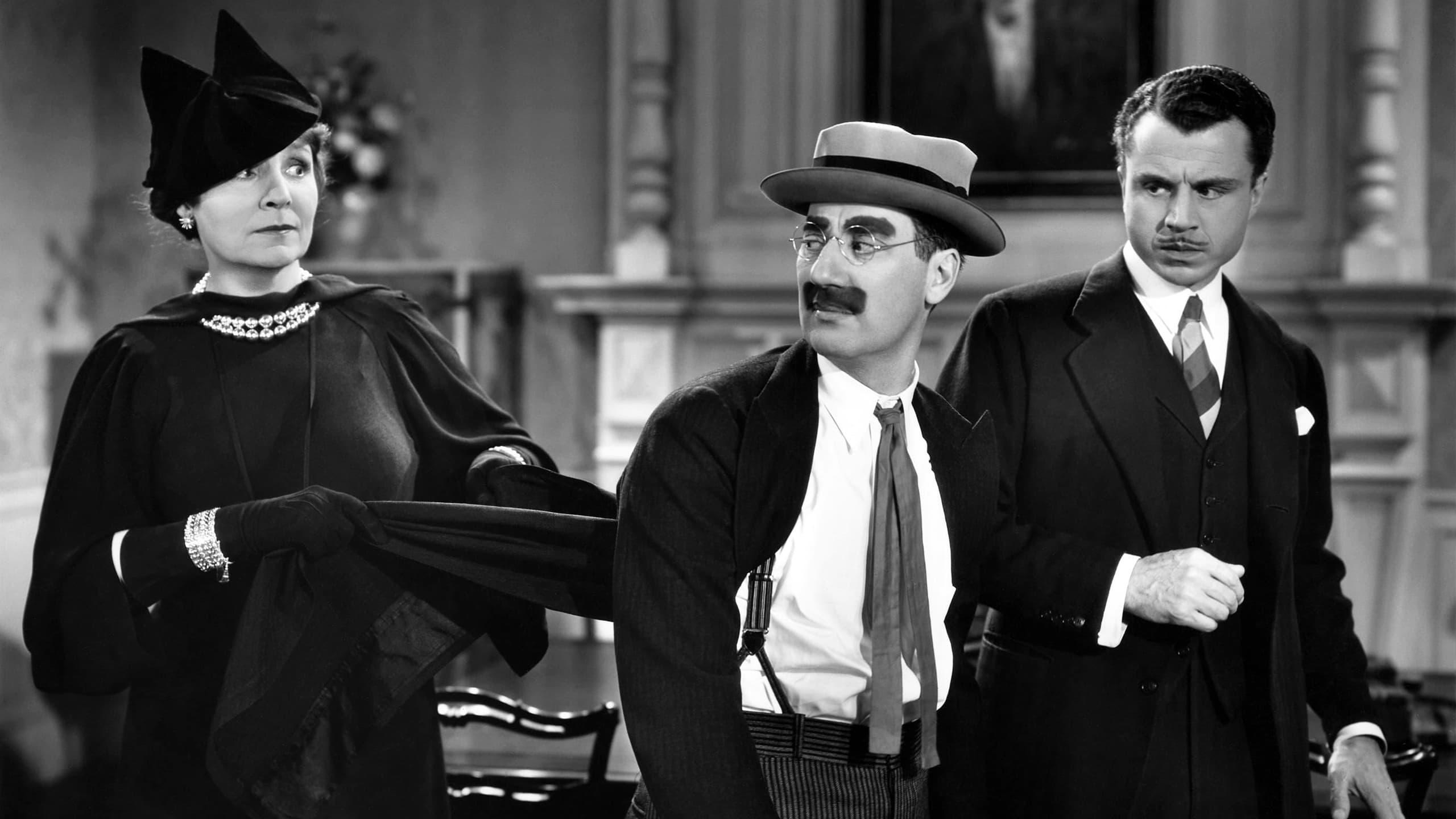 Un Jour aux courses (1937)