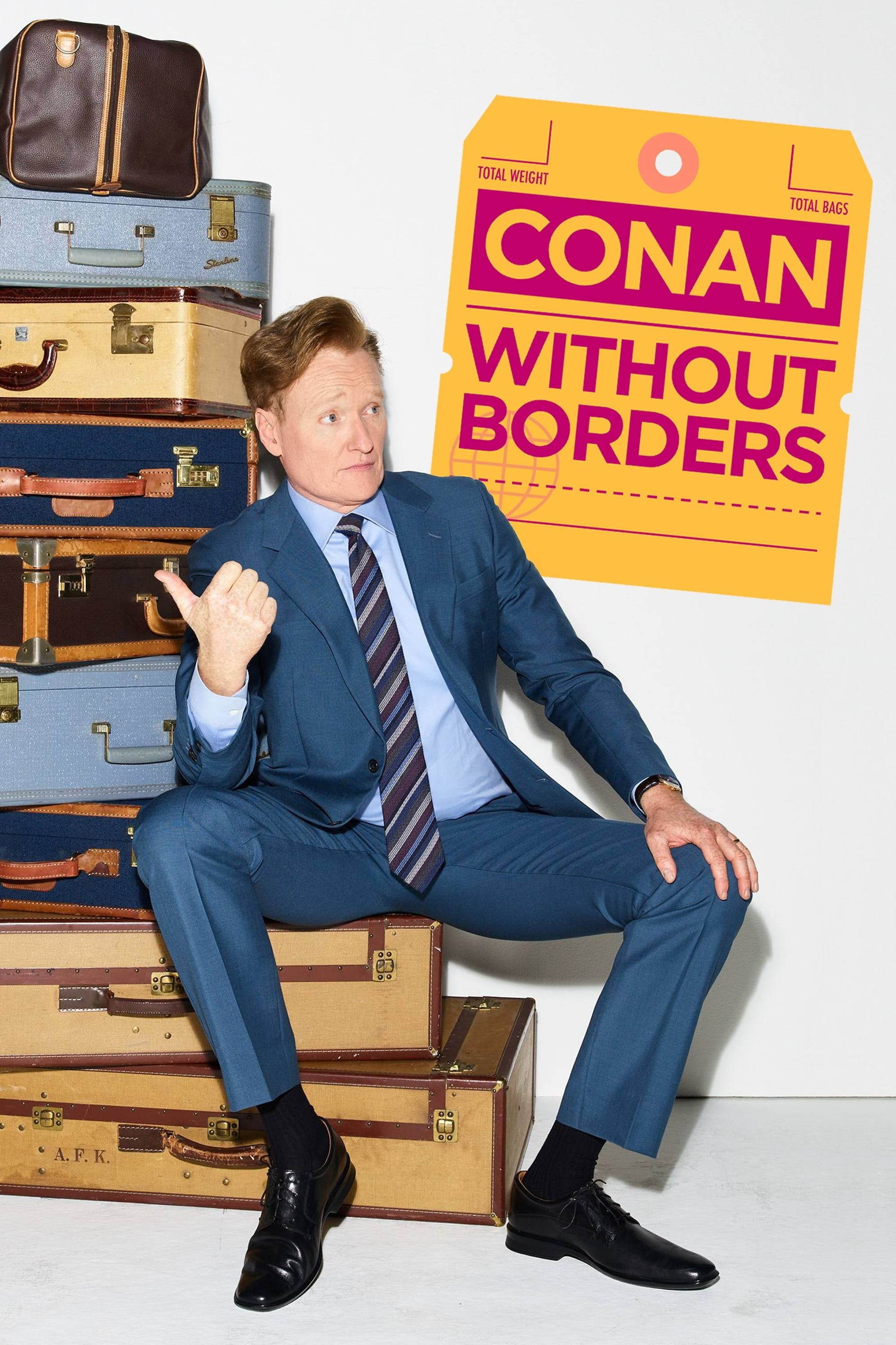 Conan Without Borders (2015)