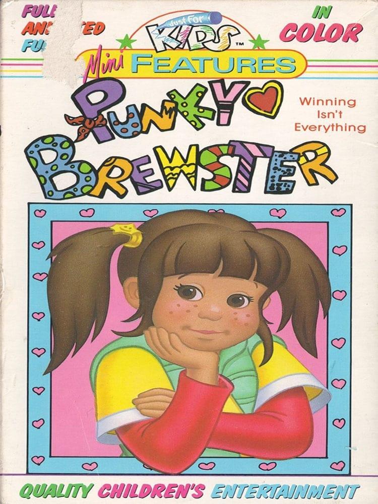 It's Punky Brewster