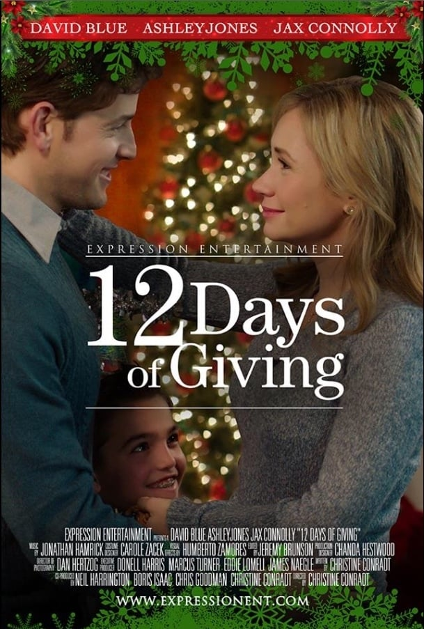 Ver 12 Days of Giving Online HD Español ()