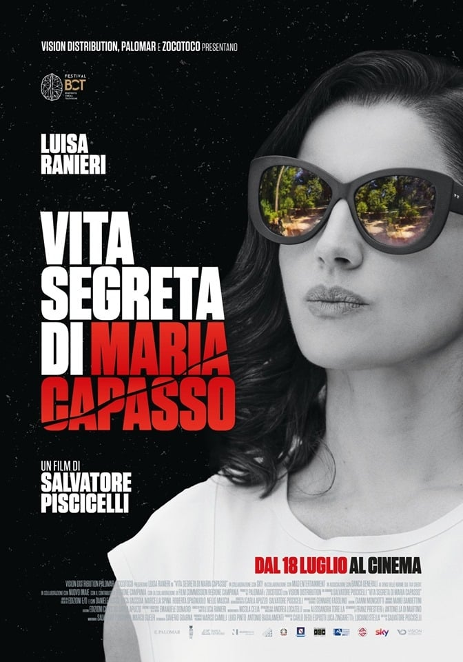 Watch Vita Segreta Di Maria Capasso 2019 Full Movie At