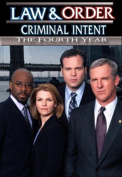 Law & Order: Criminal Intent Season 4