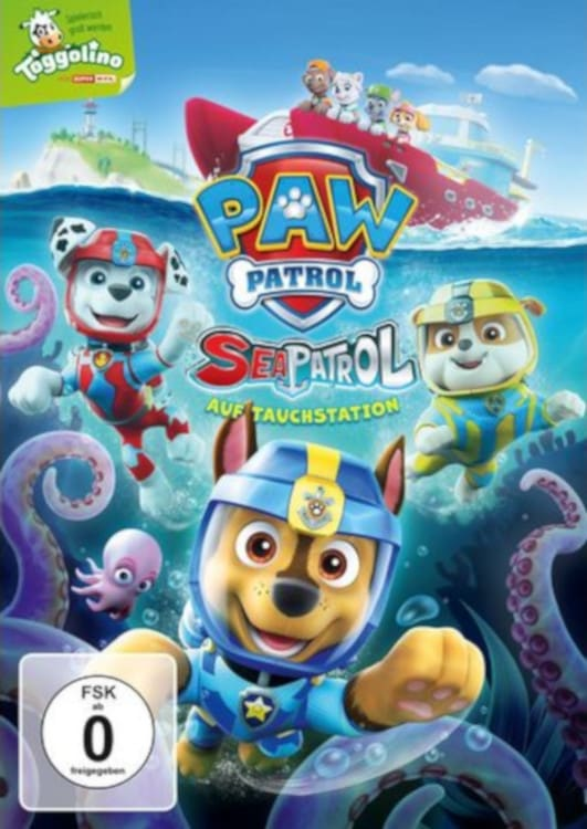 Paw Patrol: Sea Patrol (2018)