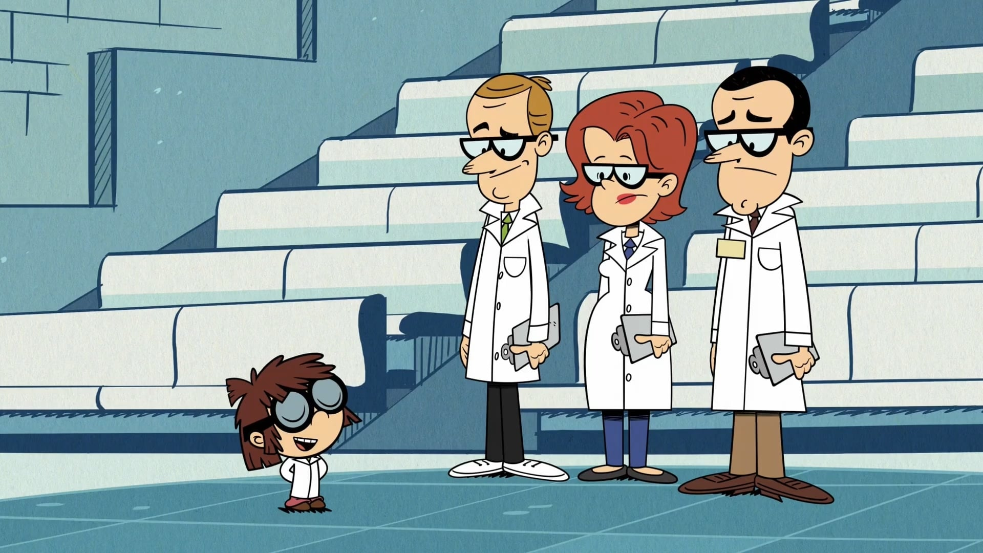 The Loud House Season 3 :Episode 15  The Mad Scientist