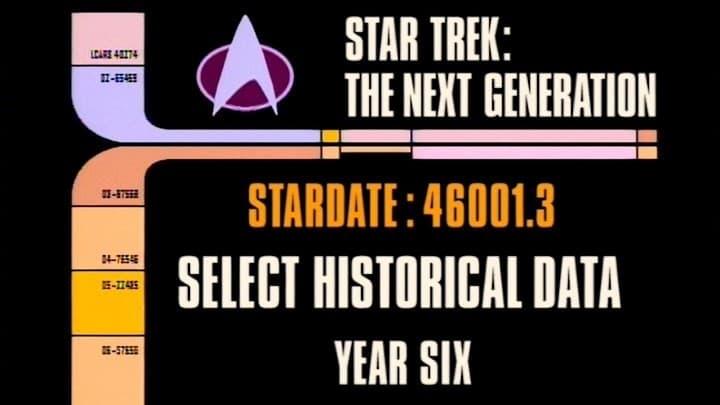 Archival Mission Log: Year Six - Select Historical Data-Azwaad Movie Database