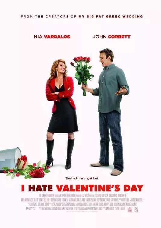 Eu Odeio o Dia dos Namorados Dublado