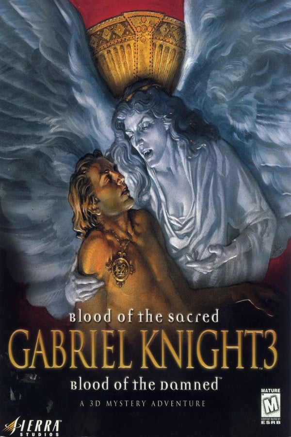 Ver Gabriel Knight 3: Blood of the Sacred, Blood of the Damned Online HD Español (1999)