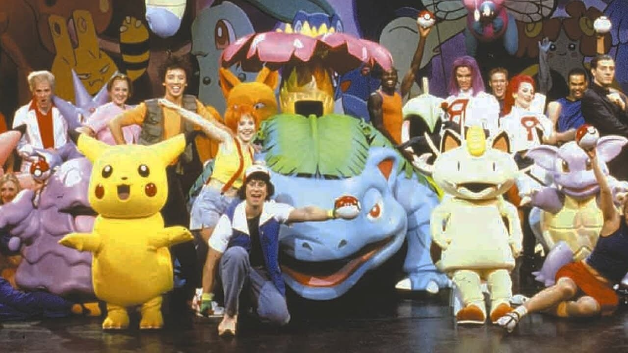 Pokémon Live! Movie
