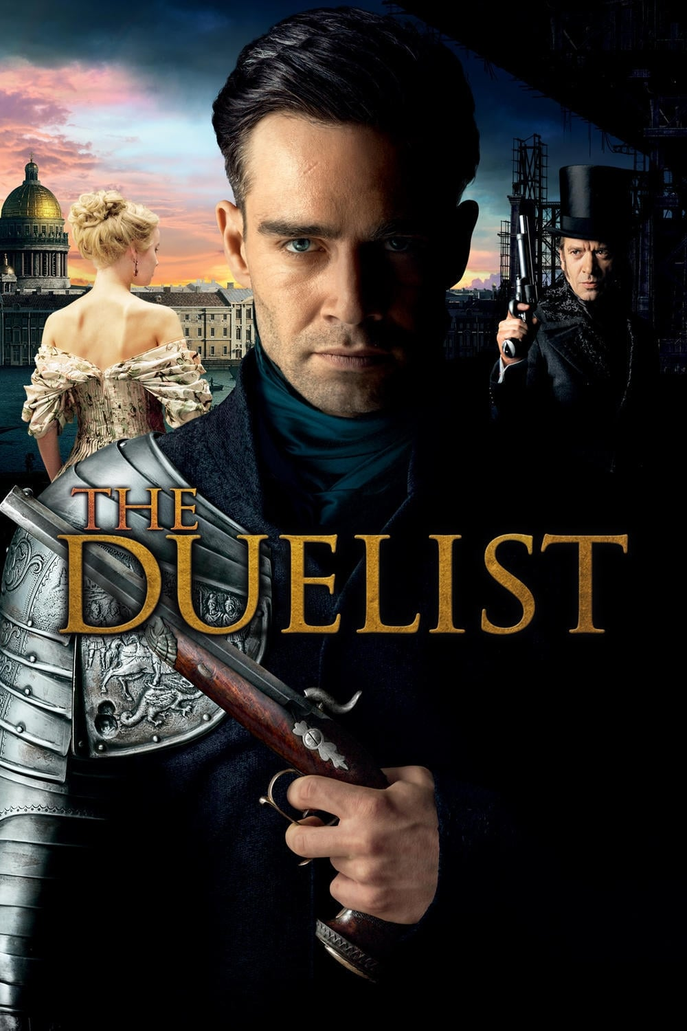 O Duelista Torrent (2018) Dual Áudio Dublado BluRay 720p Download