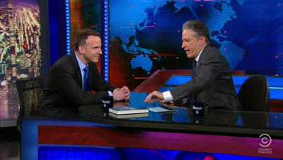 The Daily Show with Trevor Noah Season 16 :Episode 21  Edward Glaeser