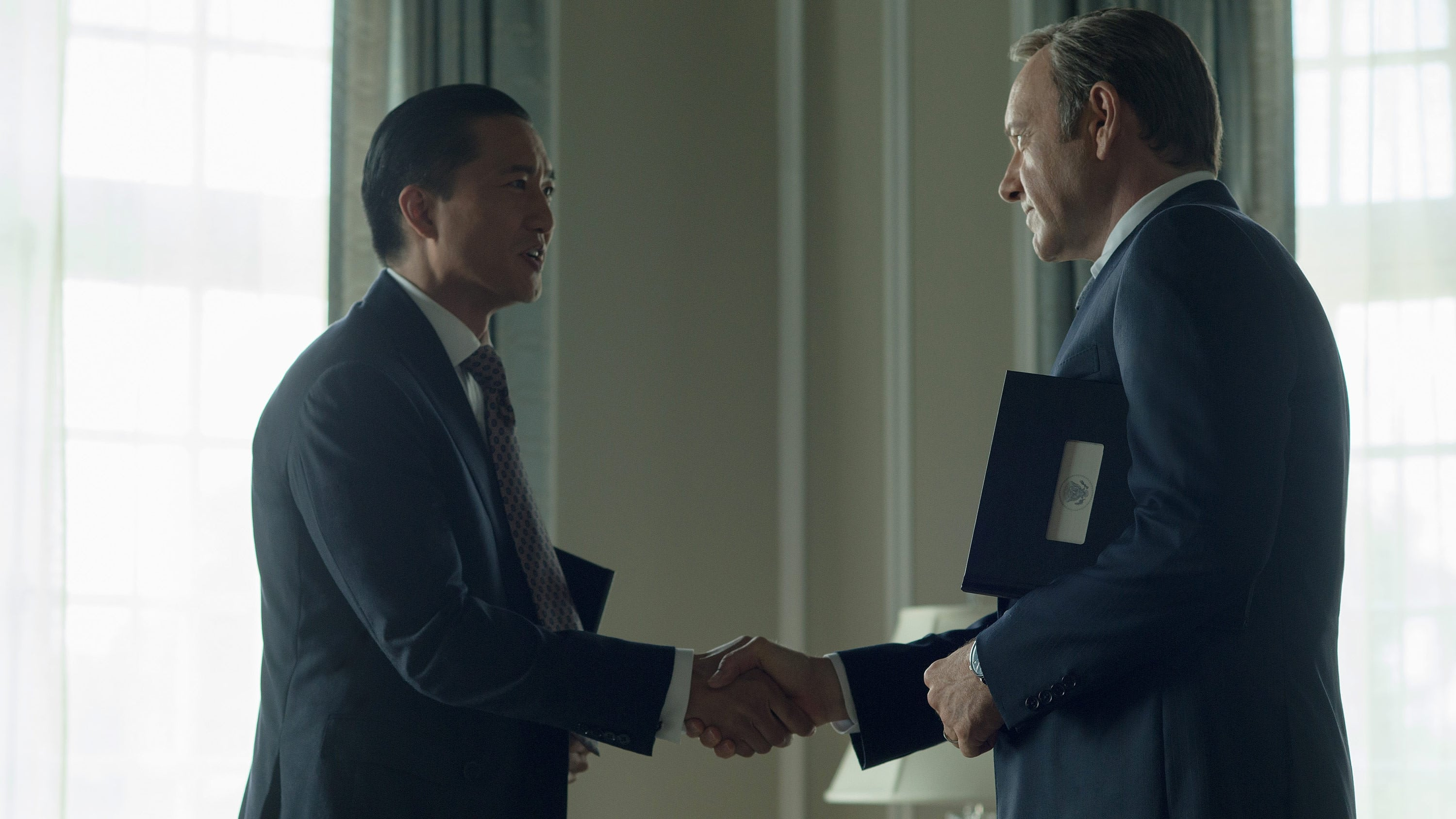 the house of cards episode guide
