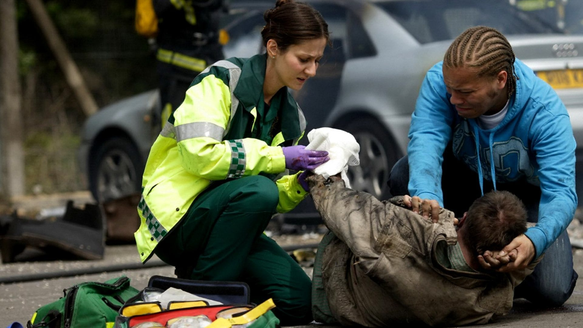 Casualty Season 23 :Episode 5  Face Up