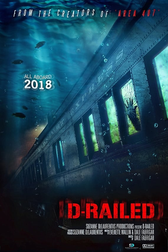 Poster and image movie Film D-Railed 2019