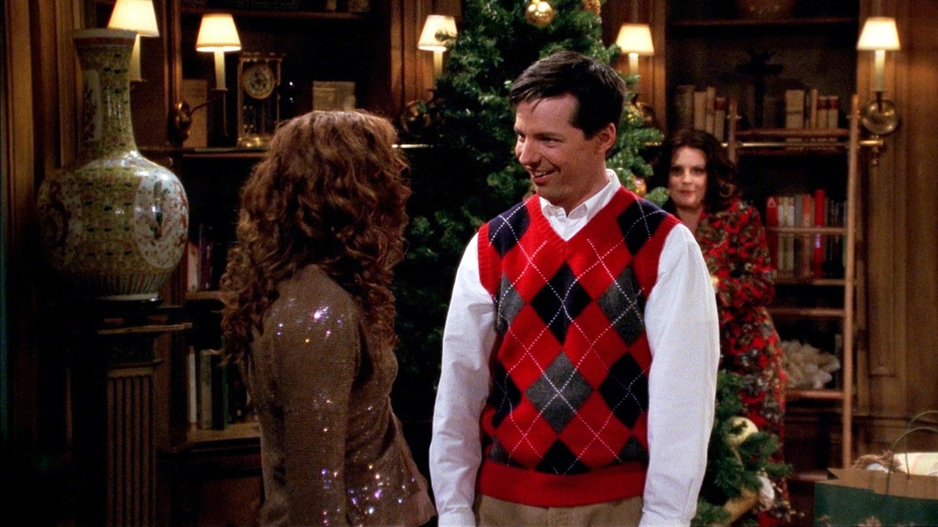 Will & Grace Season 7 :Episode 12  Christmas Break