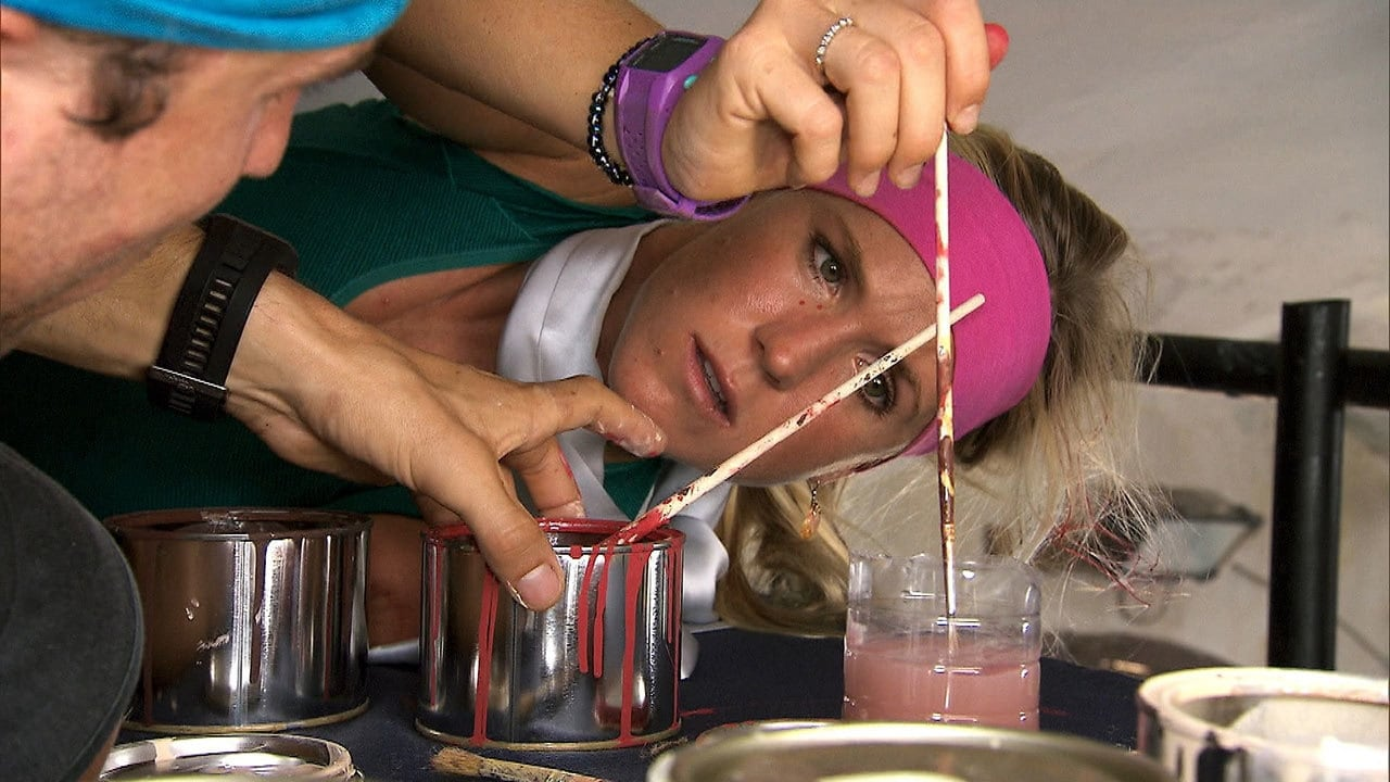 The Amazing Race Season 25 :Episode 7  Pretty Fly for a Food Scientist