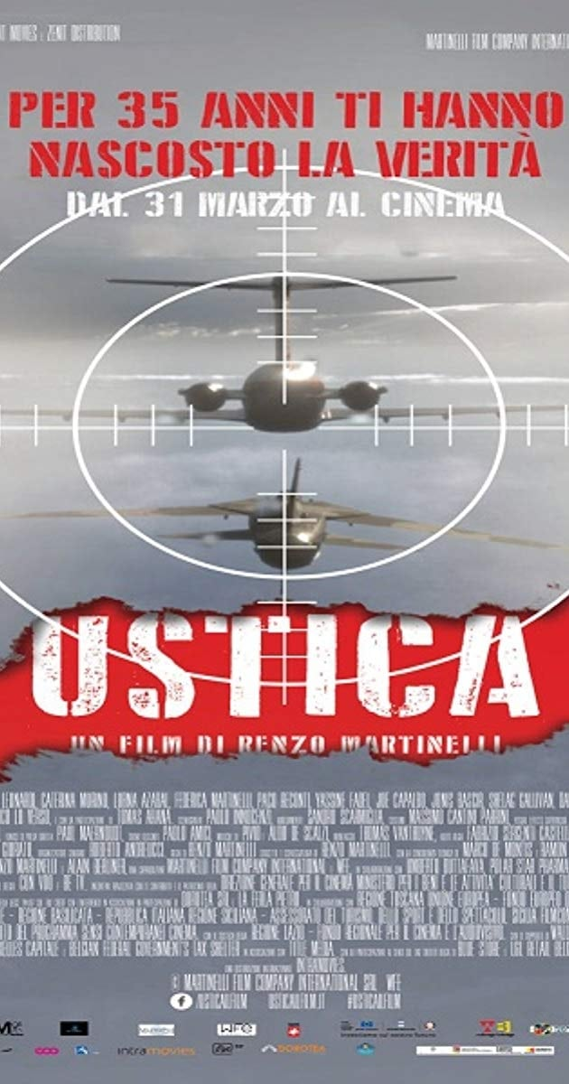 Ustica: The Missing Paper (2016)