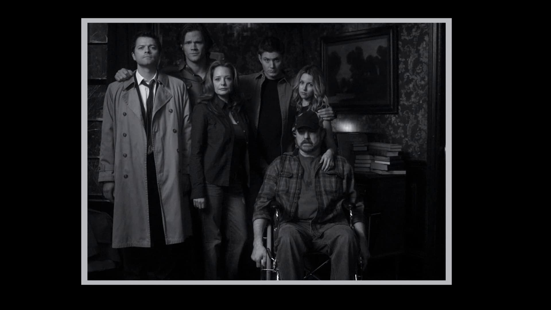Supernatural Season 5 :Episode 10  Abandon All Hope...