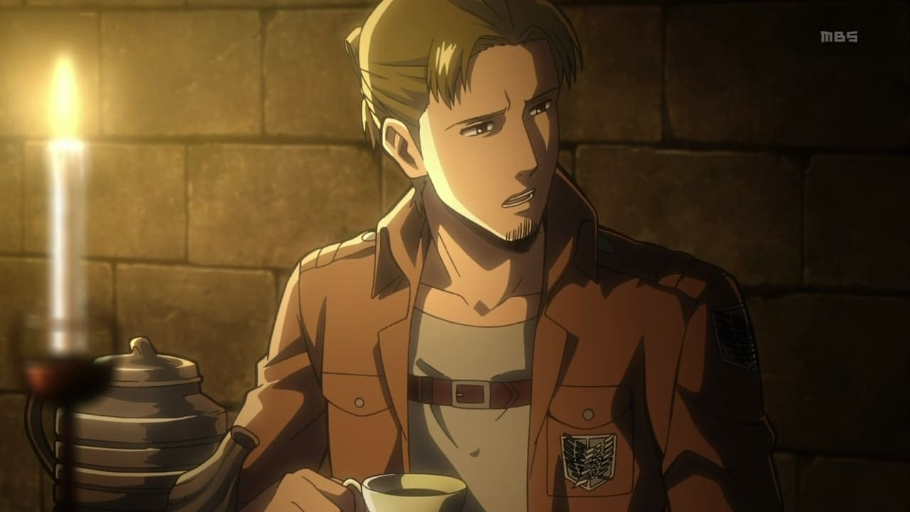Attack on Titan Season 1 :Episode 15  Special Operations Squad: Eve of the Counterattack, Part 2
