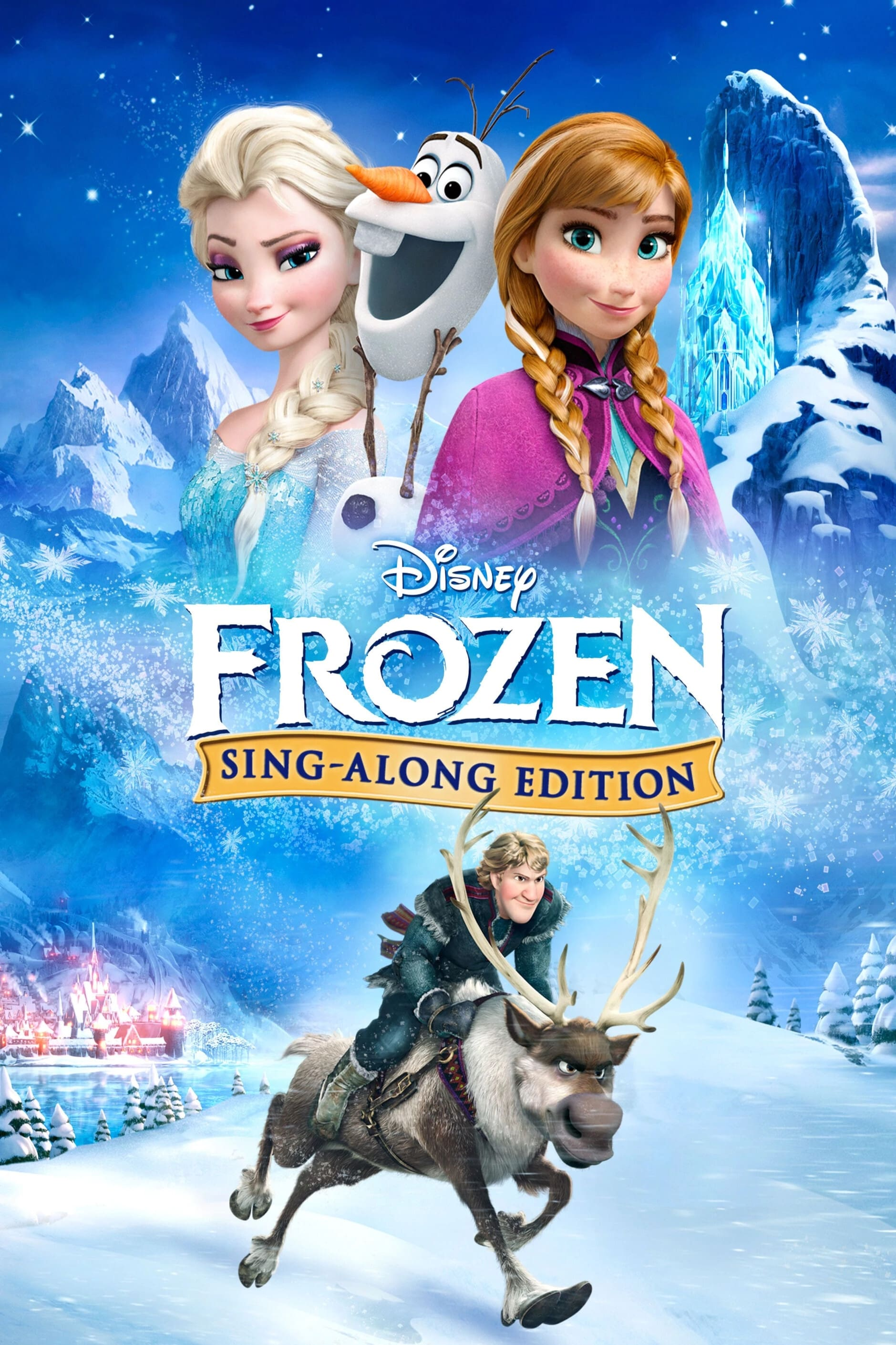 Frozen Sing-Along Edition (2014)