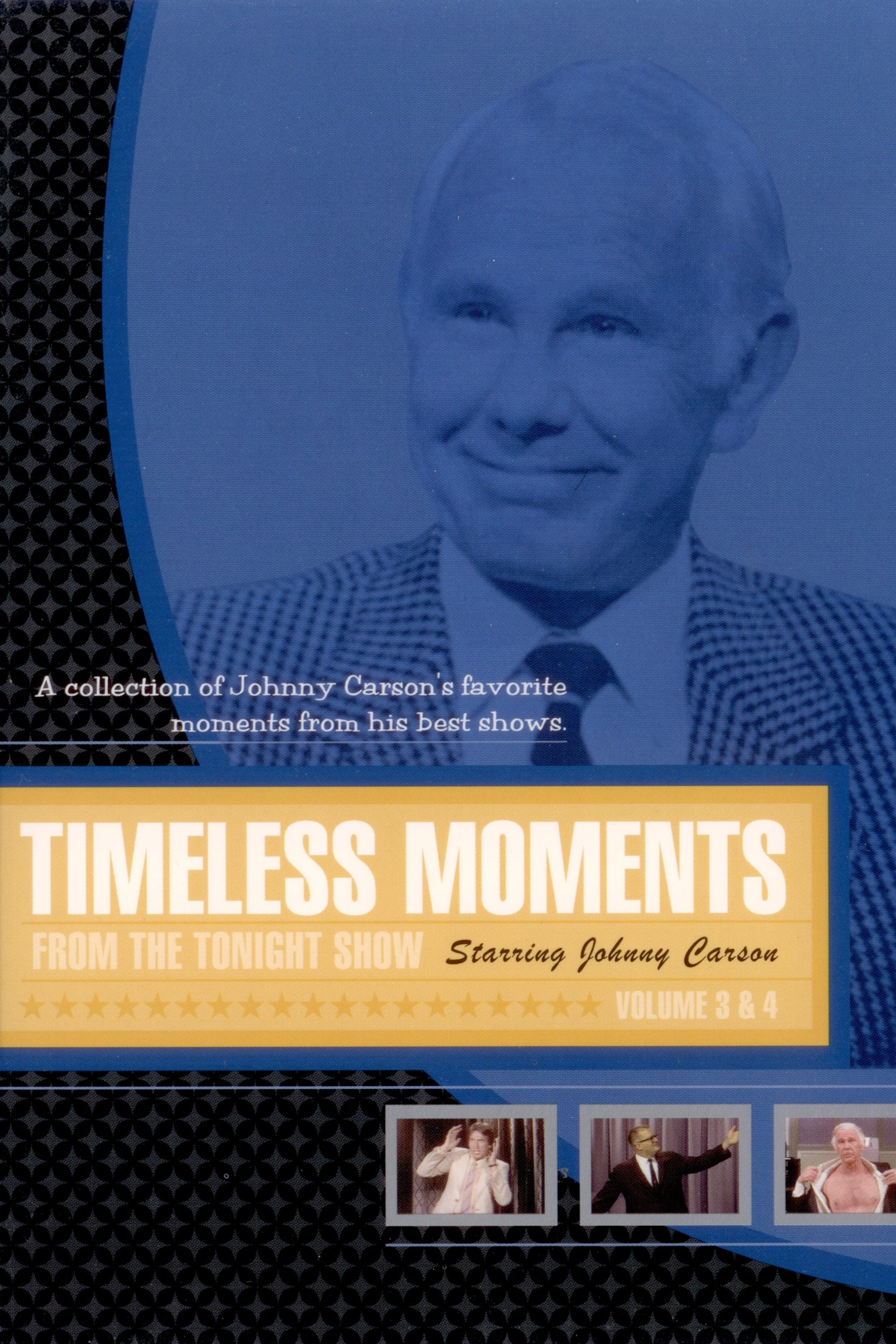 Timeless Moments from the Tonight Show Starring Johnny Carson - Volume 3 & 4 (2002)