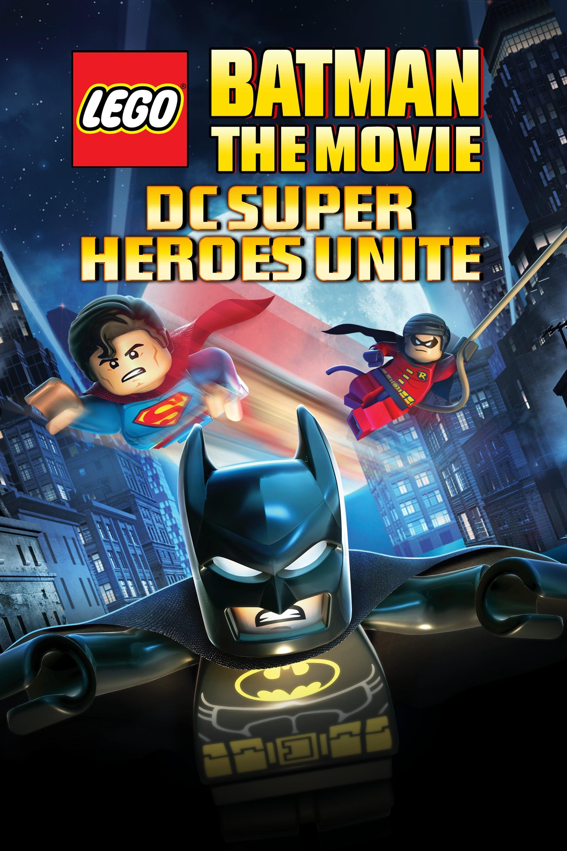 Póster LEGO Batman: La pel�cula - El regreso de los superh�roes de DC