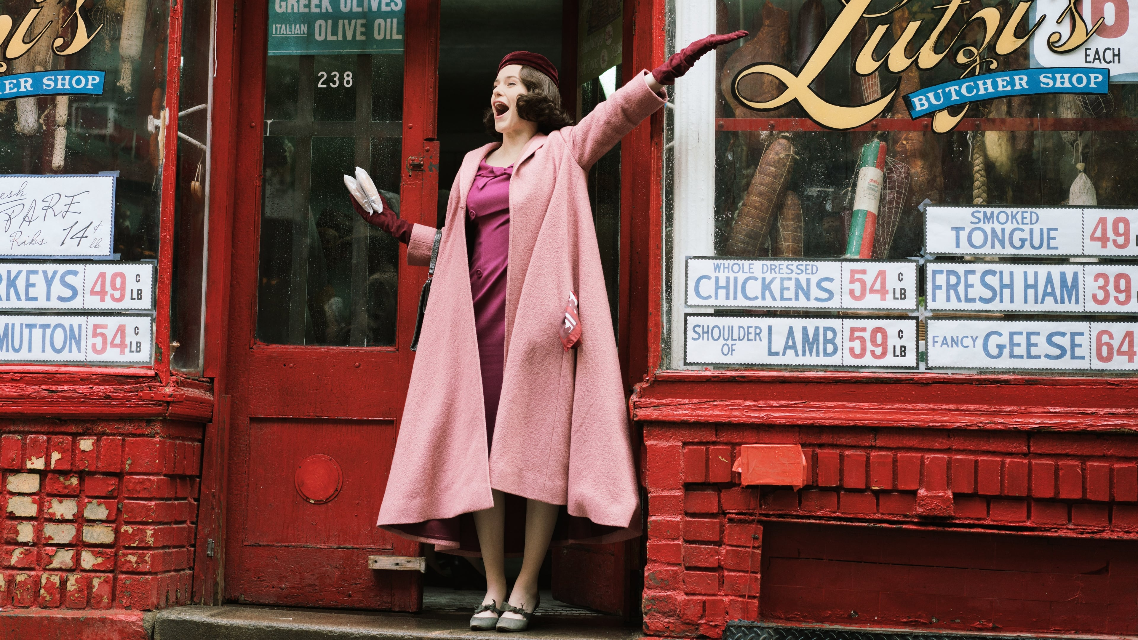 "Amazon-Serienpilot ""The Marvelous Mrs. Maisel"" geht in Serie"