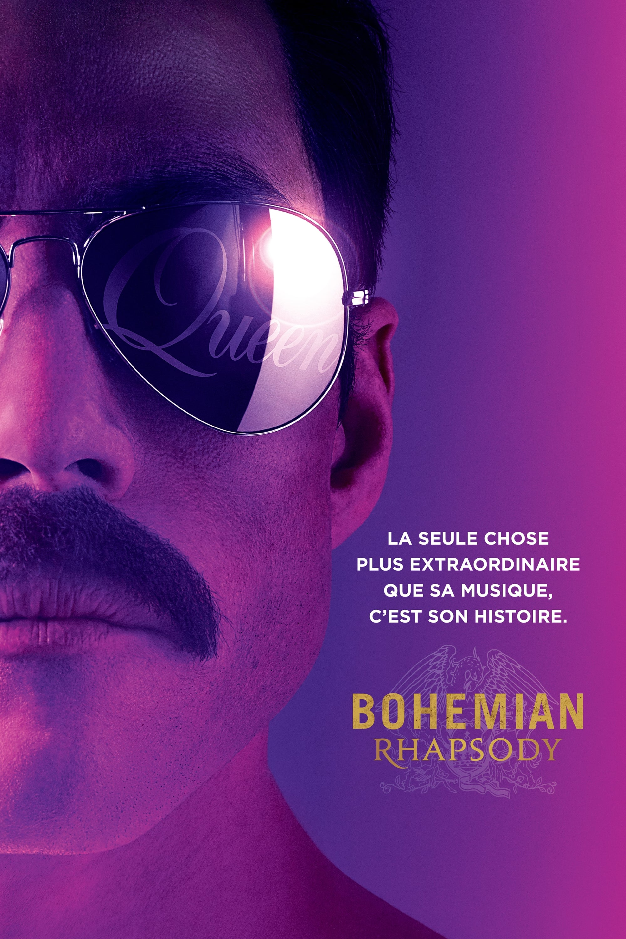 voir film Bohemian Rhapsody streaming