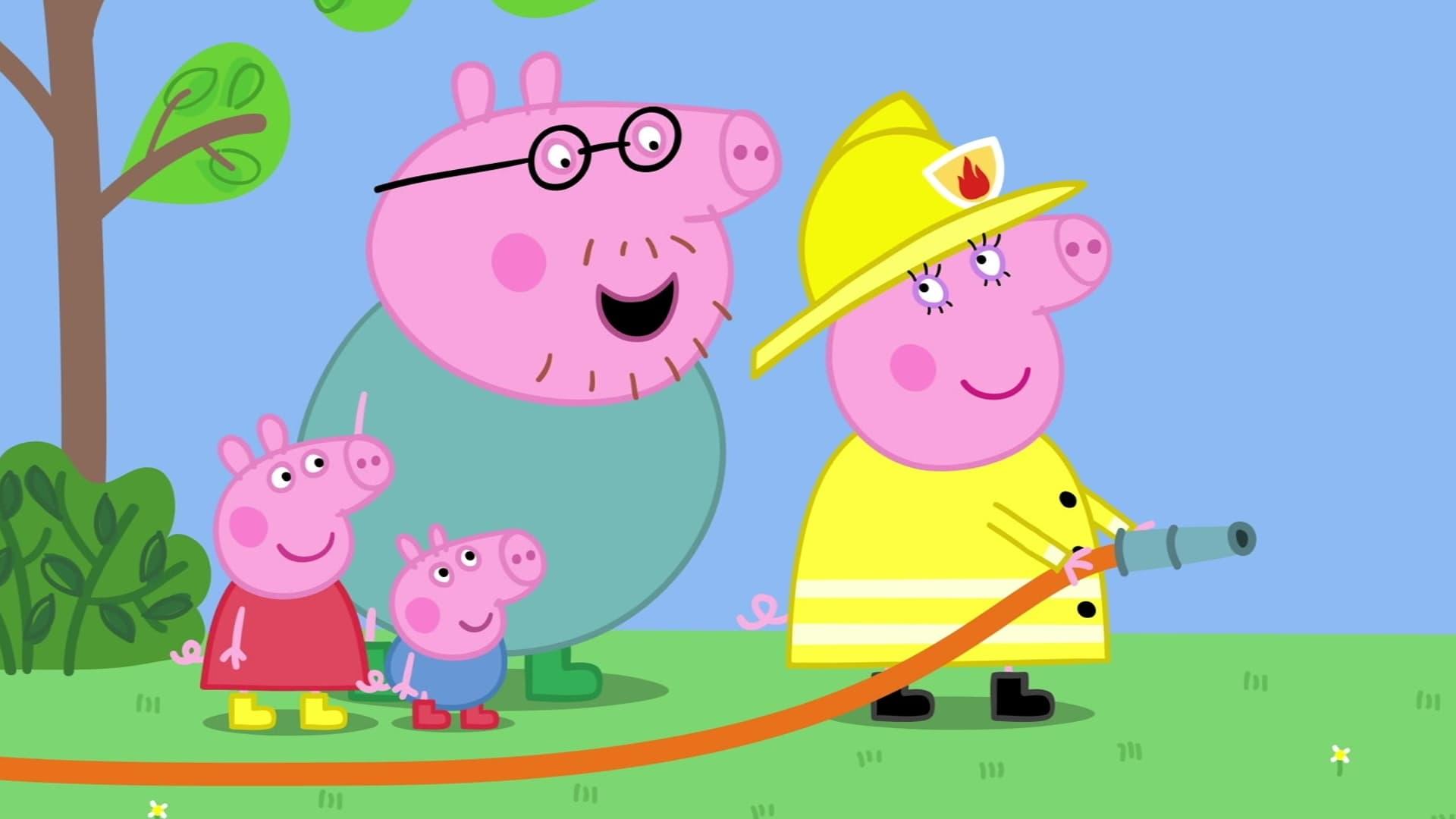 Peppa Pig Season 6 :Episode 42  Fire Station Practice