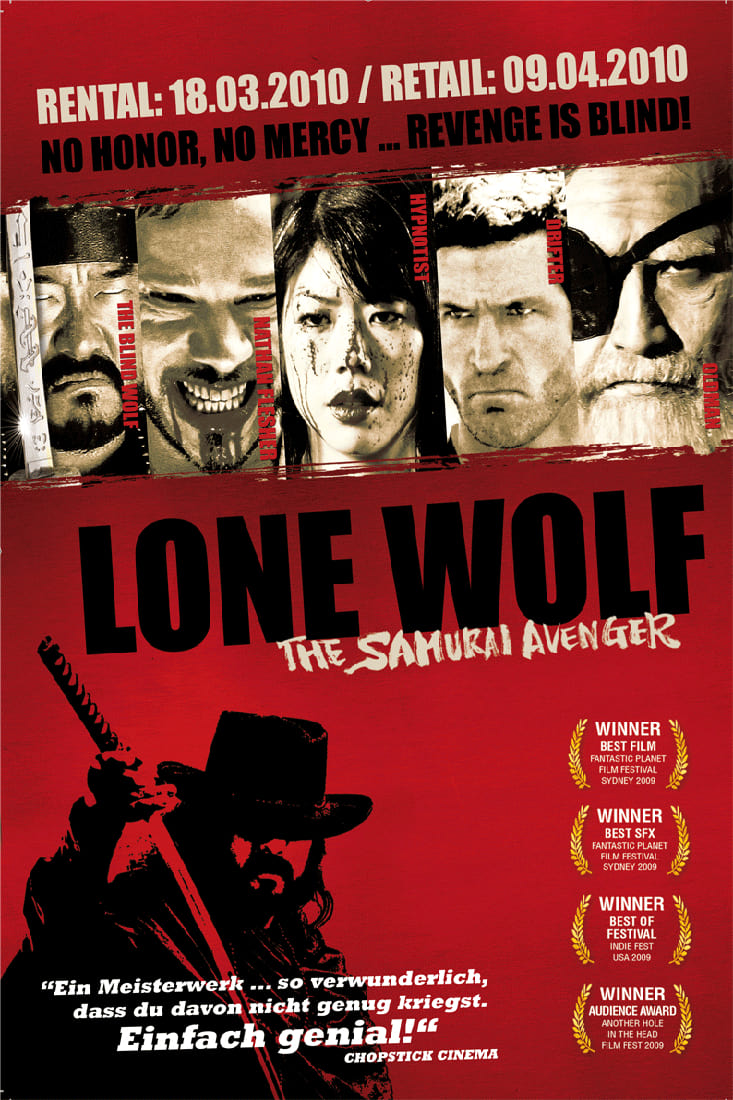 Samurai Avenger: The Blind Wolf (2009)