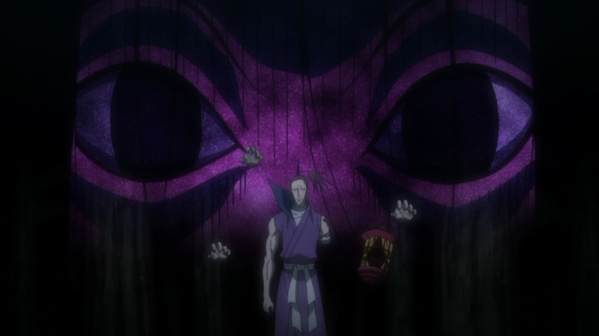 Hunter x Hunter Season 2 :Episode 28  Slow x And x Cursed