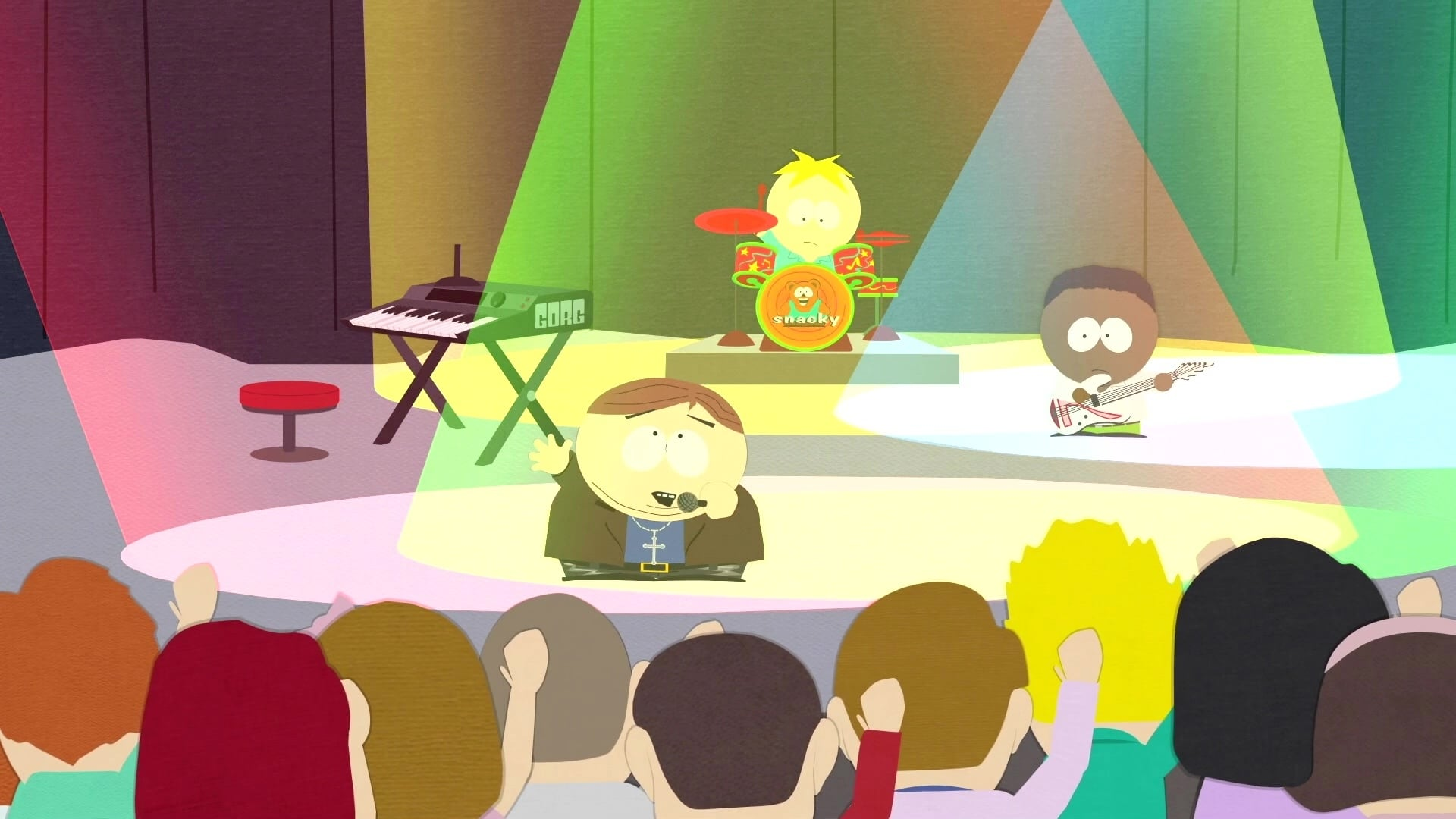 South Park Season 7 :Episode 9  Christian Rock Hard