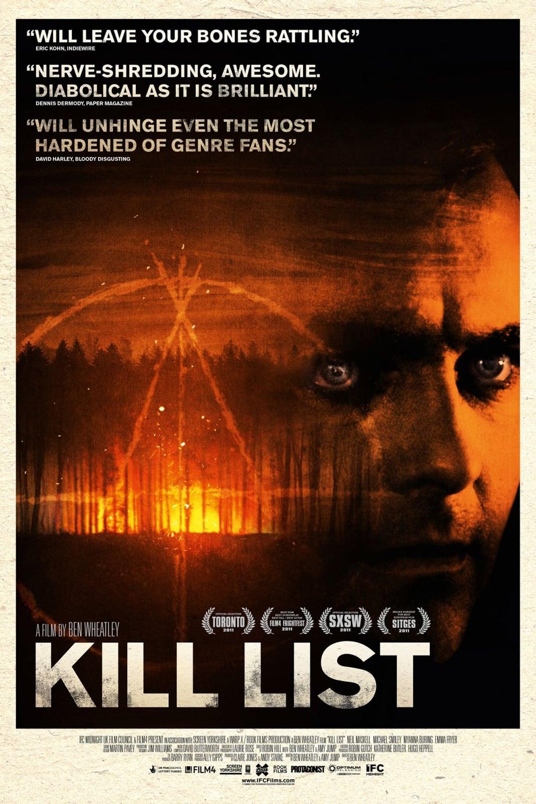 Kill List Legendado