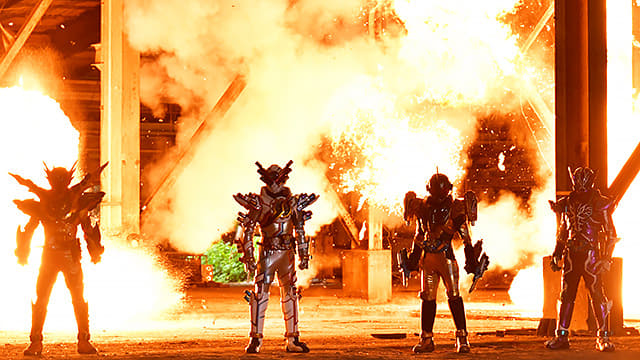 Kamen Rider Season 28 :Episode 44  The End of Evolt