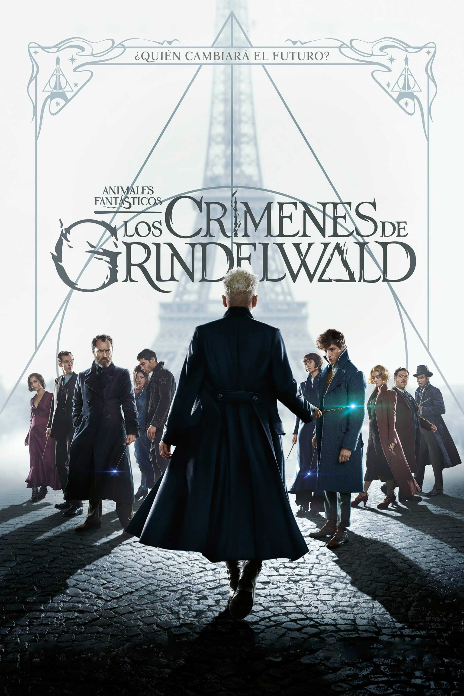 Póster Animales fantásticos: Los crímenes de Grindelwald