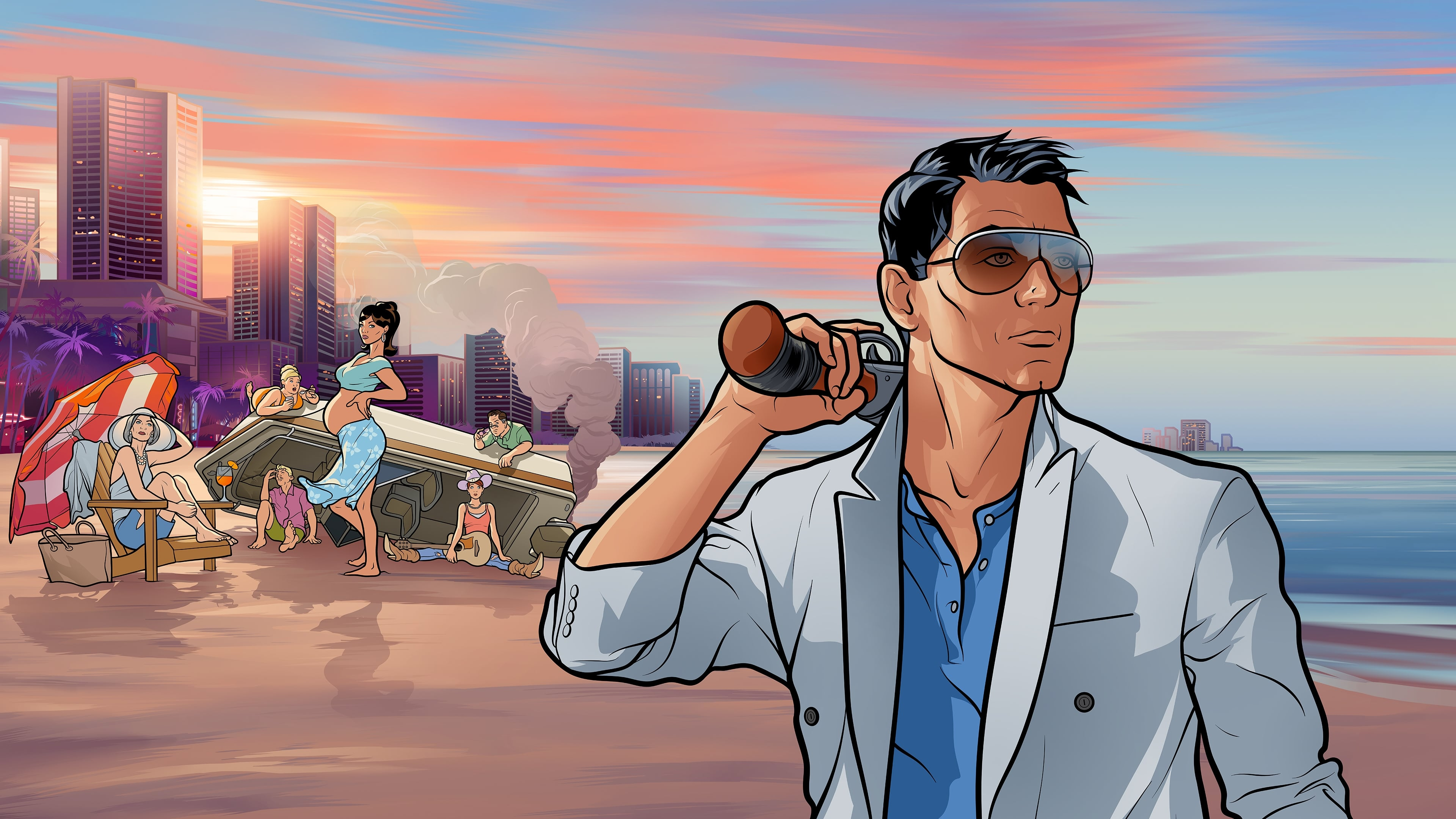 FXX has renewed Archer with a new season