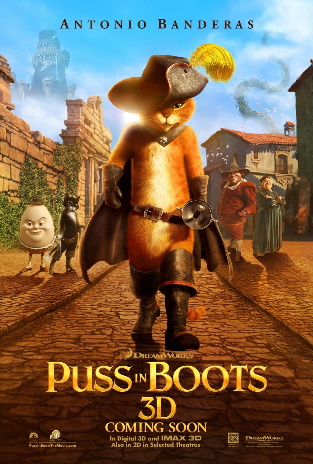Watch Puss In Boots Full Movie Flixsterstream11