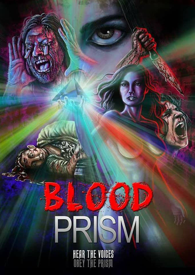 Ver Blood Prism Online HD Español (2017)