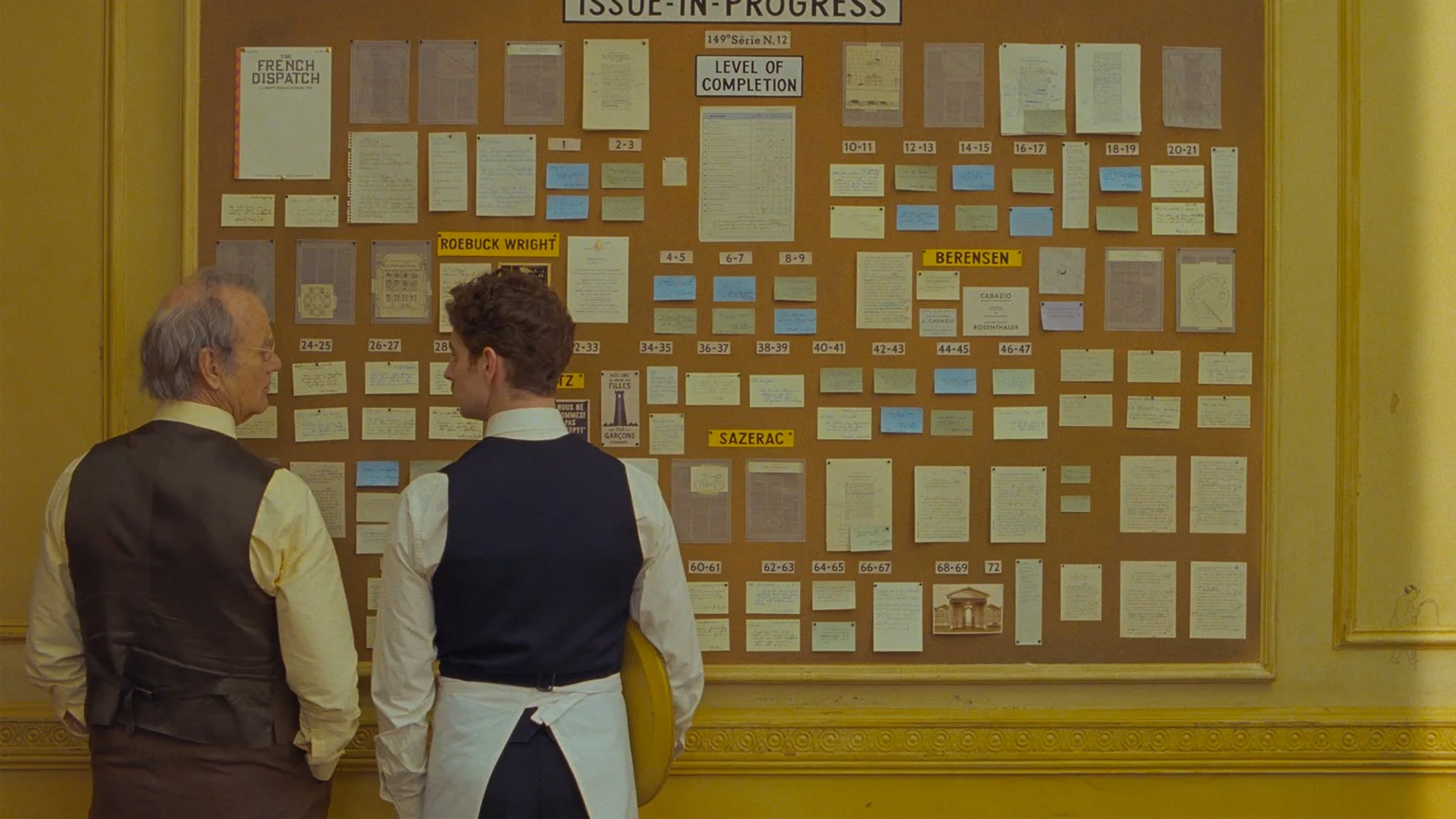 The French Dispatch (2021) Movie Streaming