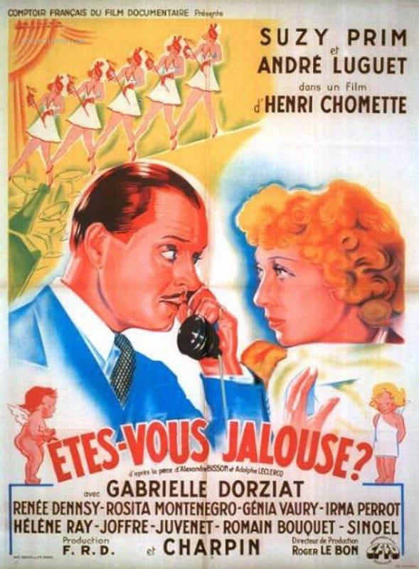 Êtes-vous jalouse? (1938)