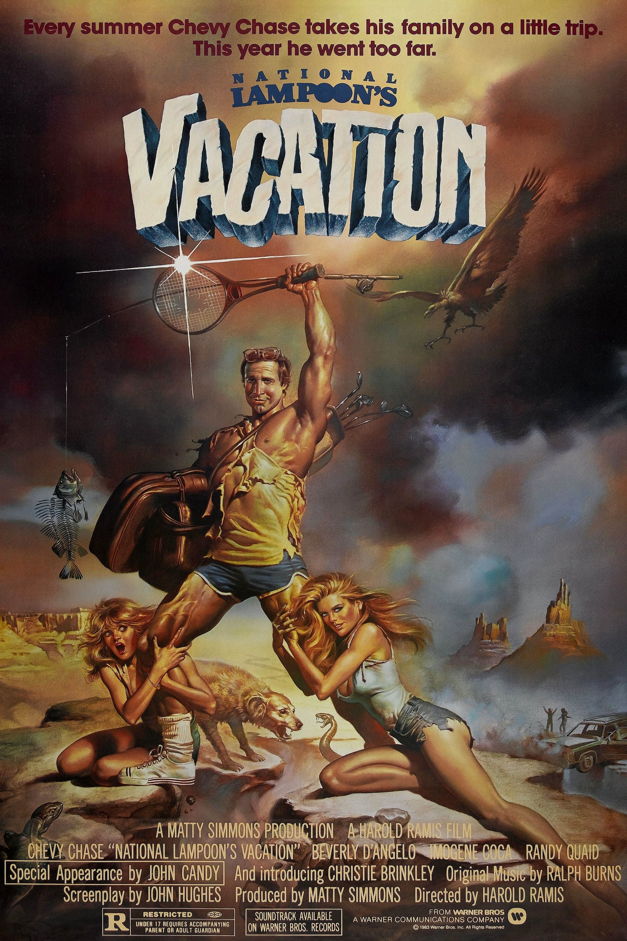 National Lampoons Vacation 1983  Posters  The Movie