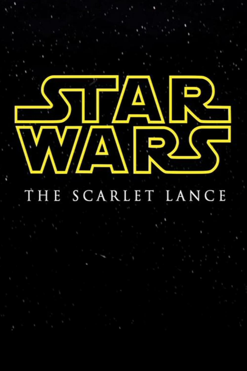 Ver Star Wars: The Scarlet Lance Online HD Español (2014)