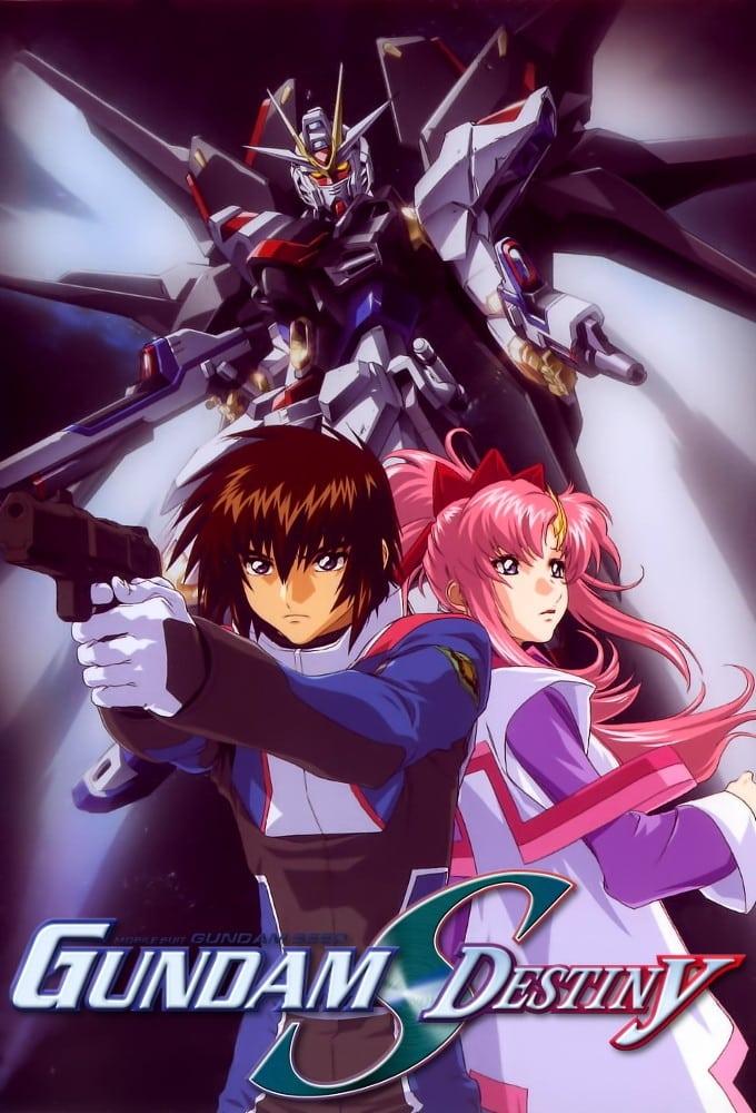 Gundam seed movie clip