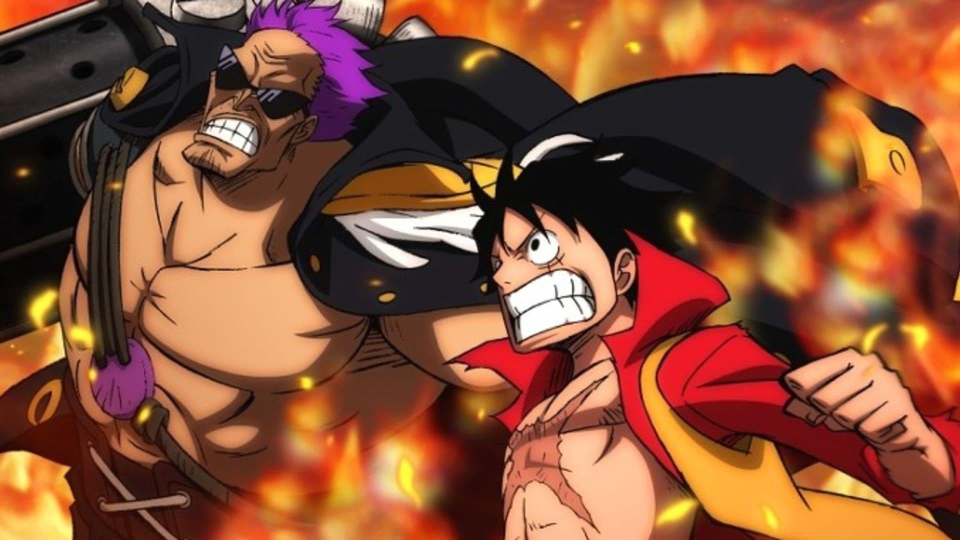 One Piece Film: Z Trailer