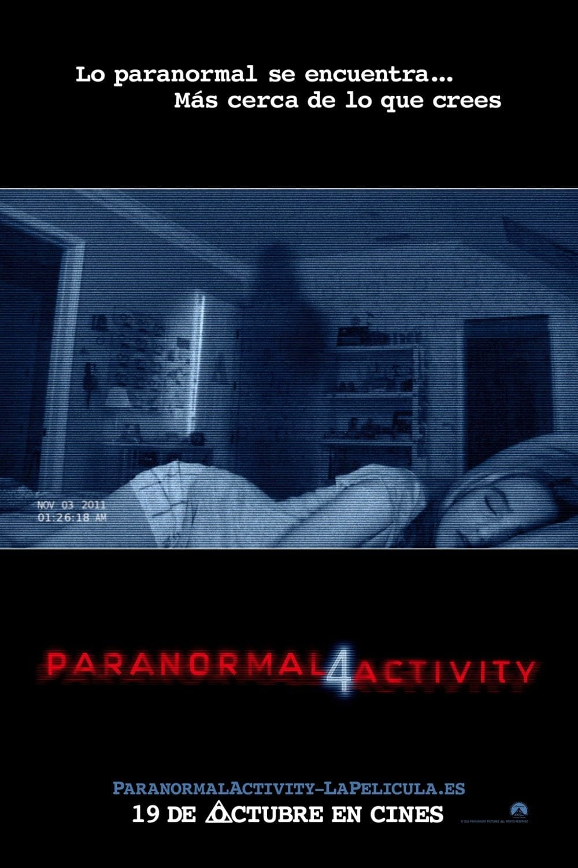 Paranormal Activity 4 Stream