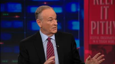 The Daily Show with Trevor Noah Season 18 :Episode 107  Bill O'Reilly